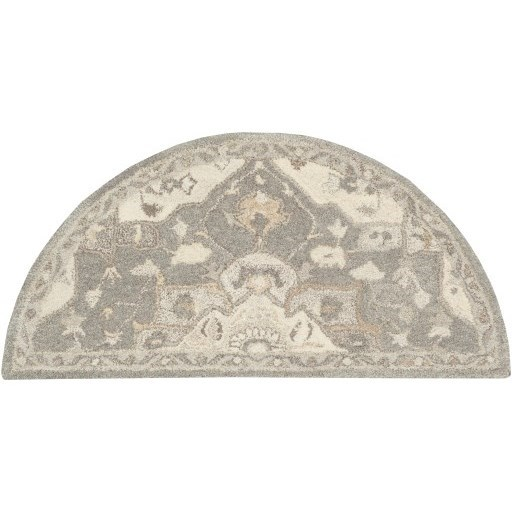 """Caesar 9'9"""" Square Rug by 9596 at Becker Furniture"""