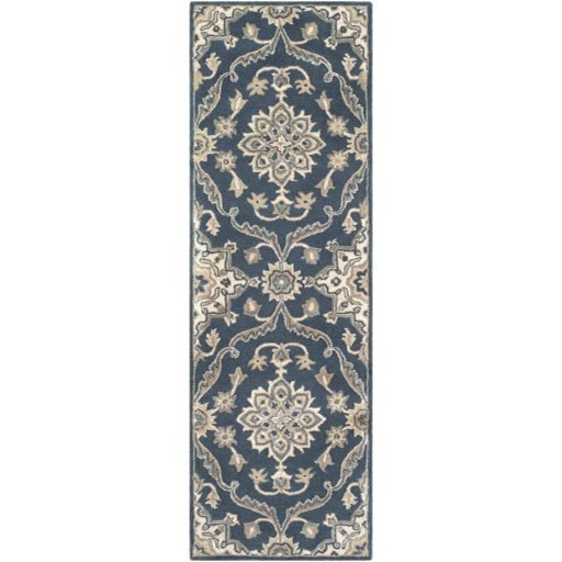 "Caesar 2'6"" x 8' Rug by Surya at Prime Brothers Furniture"