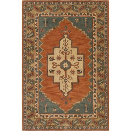 "Caesar 7'6"" x 9'6"" Rug by 9596 at Becker Furniture"