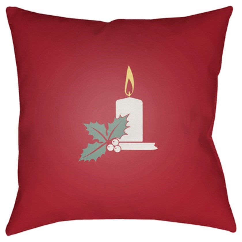 Candle Light Pillow by Surya at SuperStore