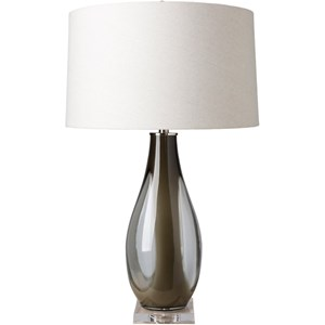 16 x 16 x 31.75 Table Lamp