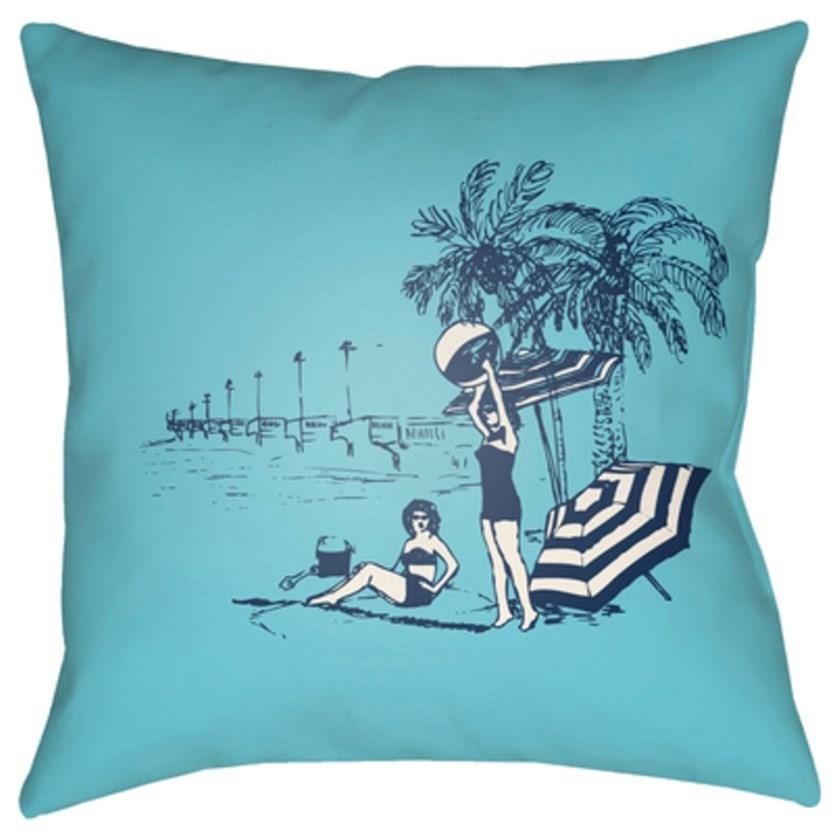 Carolina Coastal Pillow by Ruby-Gordon Accents at Ruby Gordon Home
