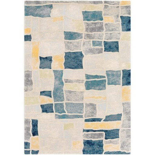 """Cash 5'3"""" x 7'7"""" Rug by 9596 at Becker Furniture"""