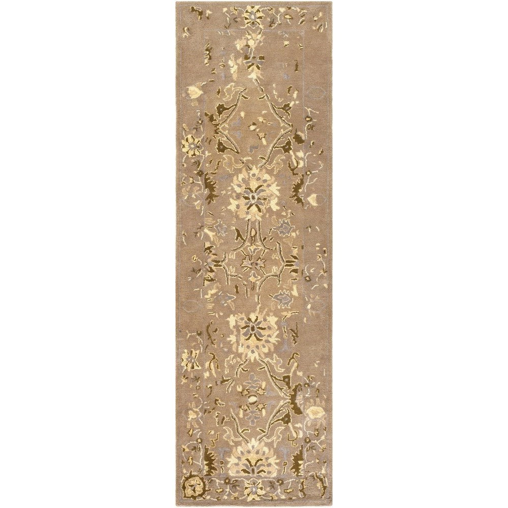 """Castello 2'6"""" x 8' Runner Rug by Ruby-Gordon Accents at Ruby Gordon Home"""