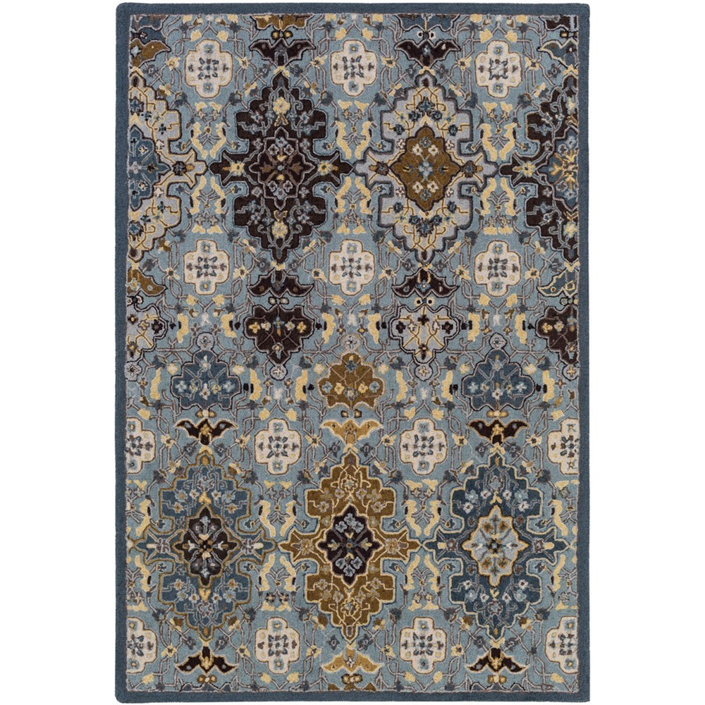 """Castille 5' x 7'6"""" Rug by Ruby-Gordon Accents at Ruby Gordon Home"""