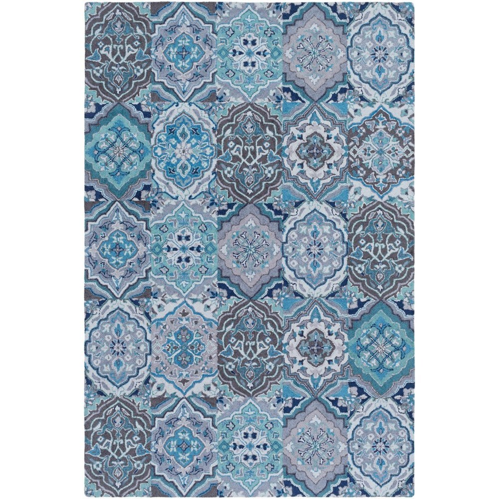 Castille 9' x 13' Rug by Ruby-Gordon Accents at Ruby Gordon Home