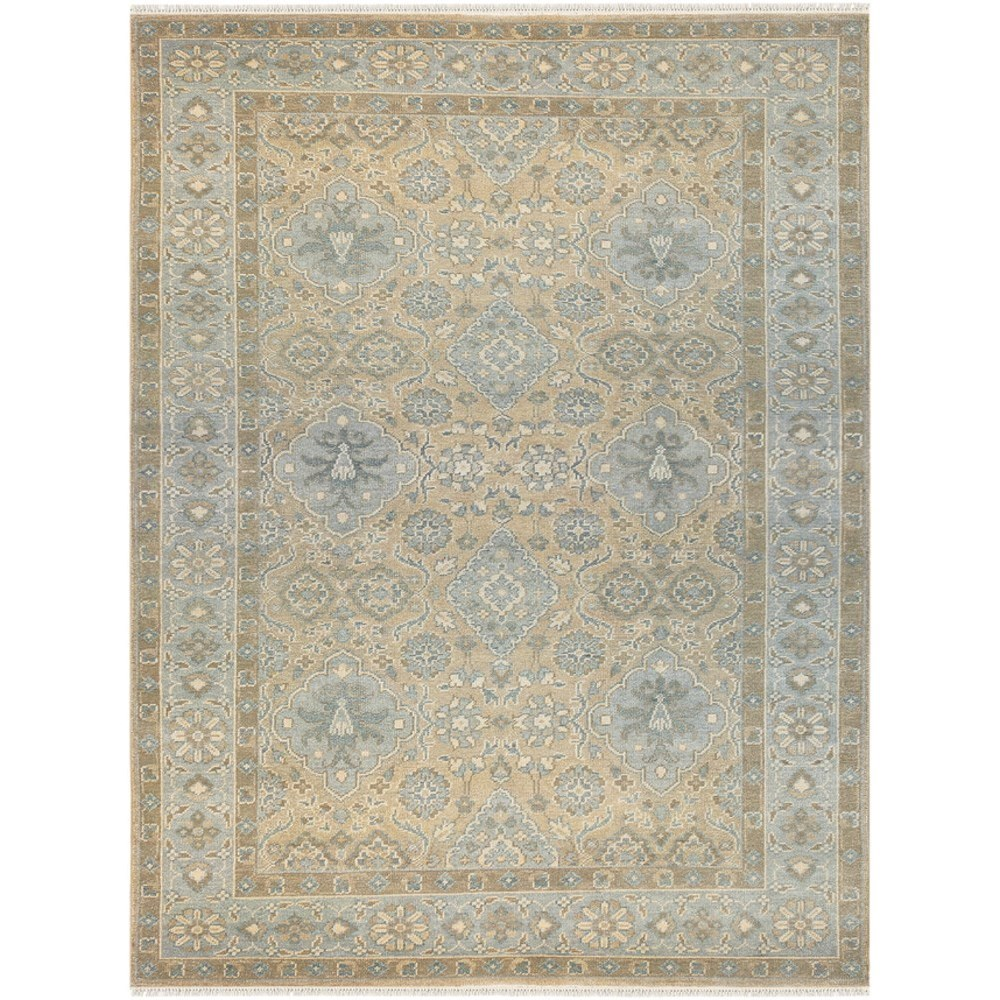 Castle 6' x 9' Rug by Surya at Del Sol Furniture