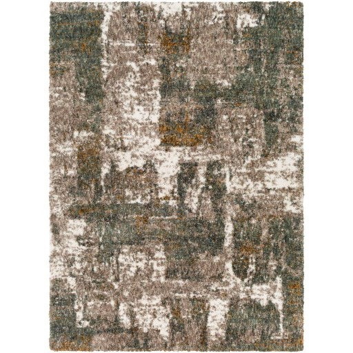 "Celestial Shag CSG-2306 5'3"" x 7' Rug by Surya at Suburban Furniture"