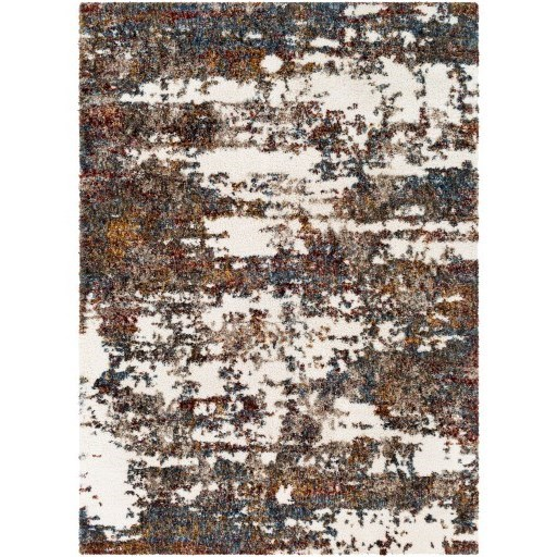"Celestial Shag CSG-2307 6'7"" x 9' Rug by Surya at Dunk & Bright Furniture"