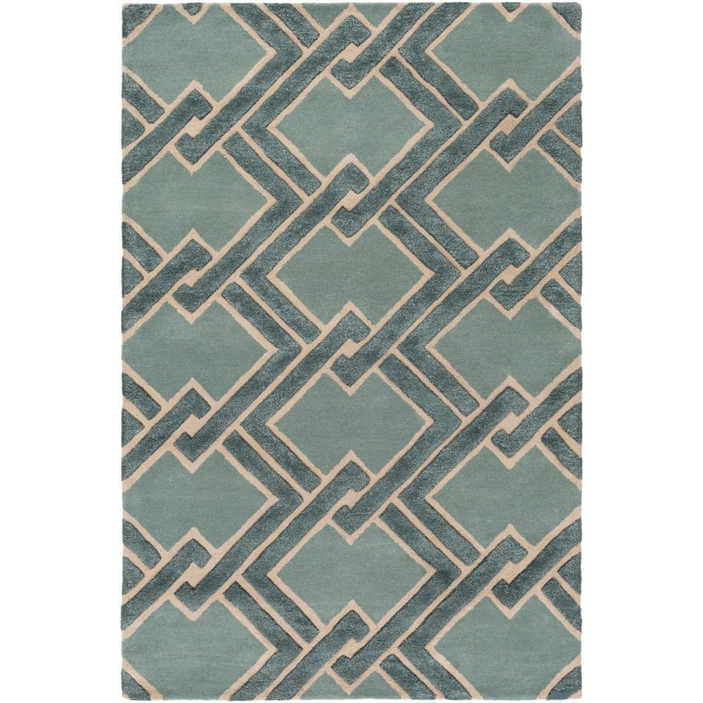 """Chamber 5' x 7'6"""" Rug by Ruby-Gordon Accents at Ruby Gordon Home"""