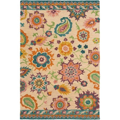 """Chanceux 5' x 7'6"""" Rug by Ruby-Gordon Accents at Ruby Gordon Home"""
