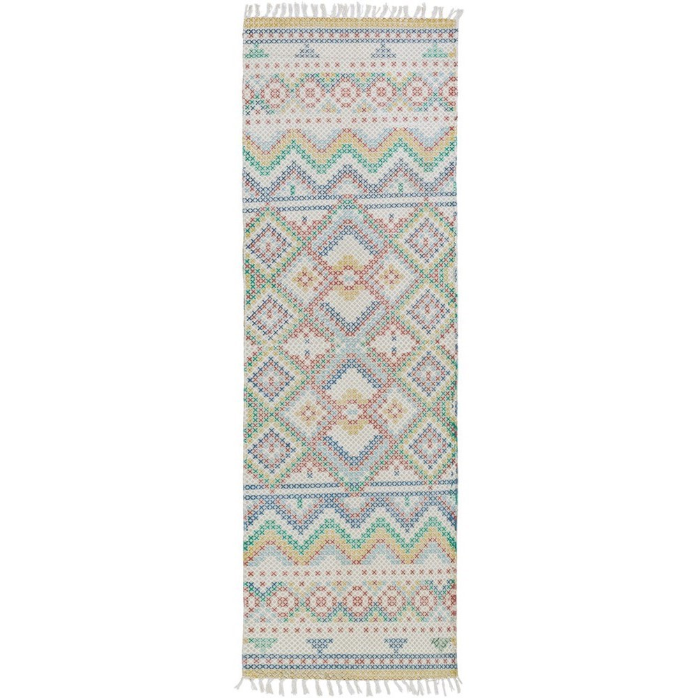 "Chaska 2'6"" x 8' Runner Rug by 9596 at Becker Furniture"