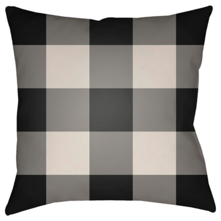 Checker Pillow by Ruby-Gordon Accents at Ruby Gordon Home
