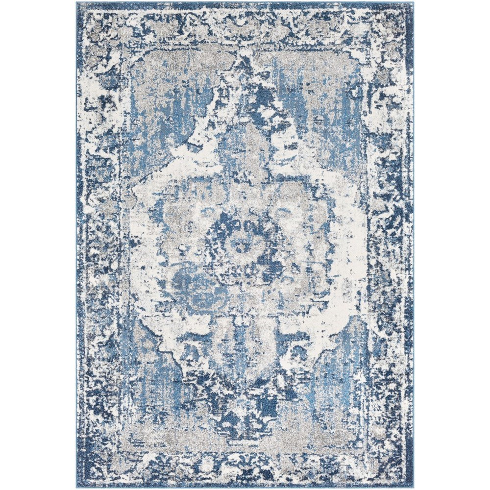 """Chelsea 5'3"""" x 7'3"""" Rug by 9596 at Becker Furniture"""