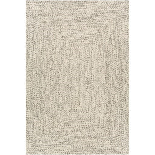"""Chesapeake bay CPK-2303 5' x 7'6"""" Oval Rug by 9596 at Becker Furniture"""