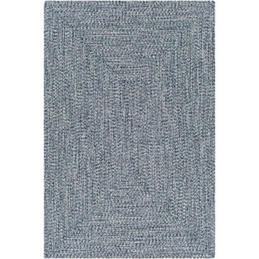 Chesapeake bay CPK-2304 6' x 9' Oval Rug by Ruby-Gordon Accents at Ruby Gordon Home