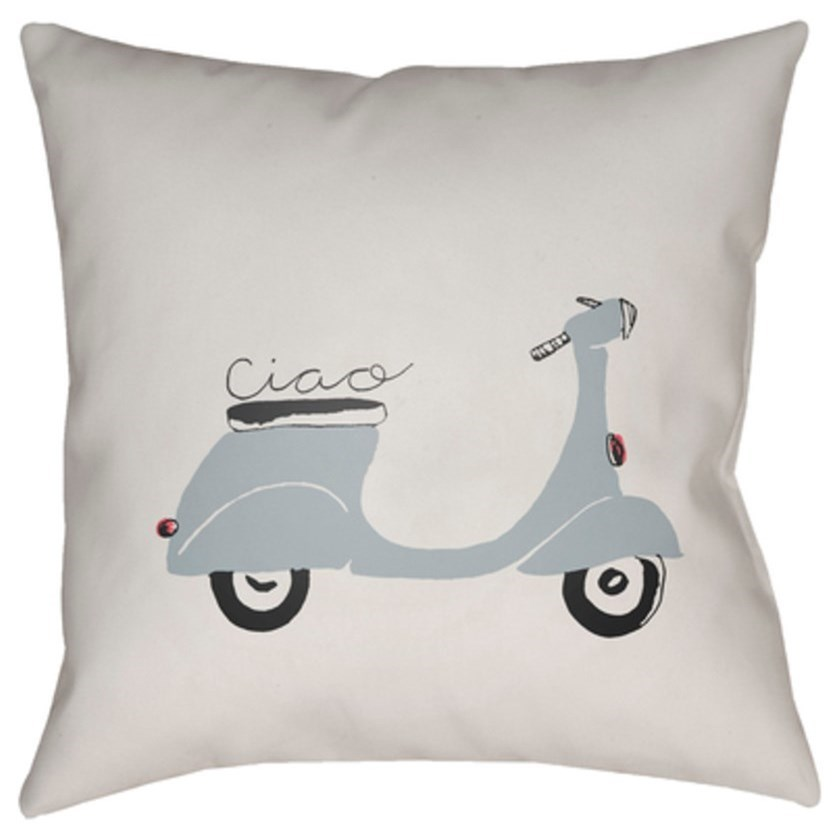 Ciao Pillow by Ruby-Gordon Accents at Ruby Gordon Home