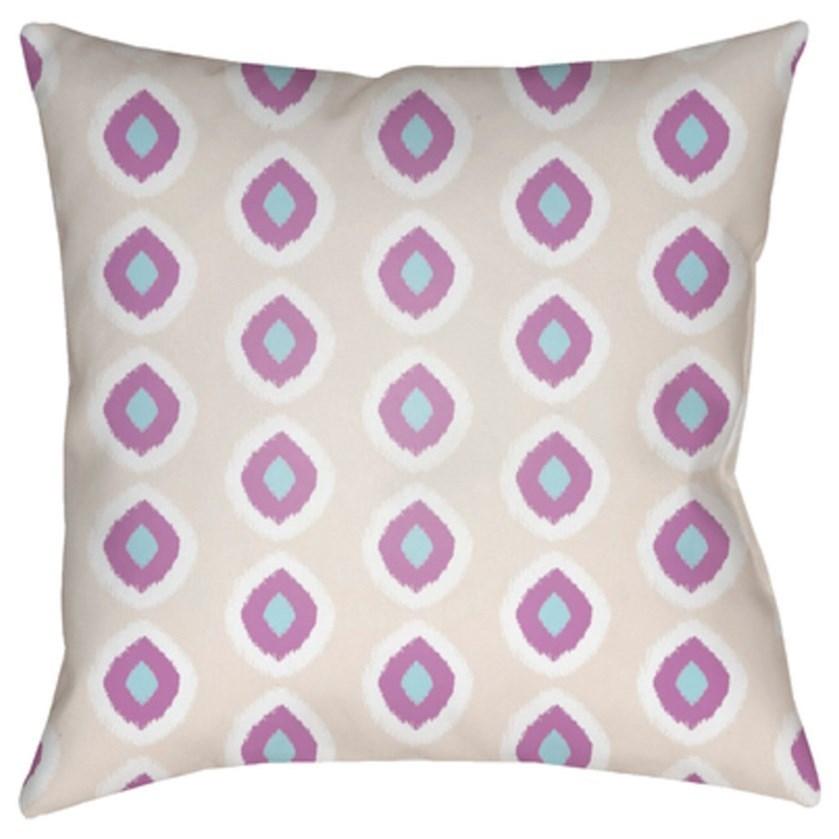 Circles Pillow by Ruby-Gordon Accents at Ruby Gordon Home