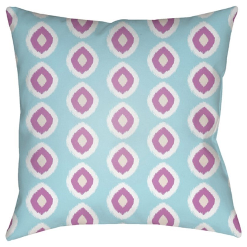 Circles Pillow by Surya at SuperStore