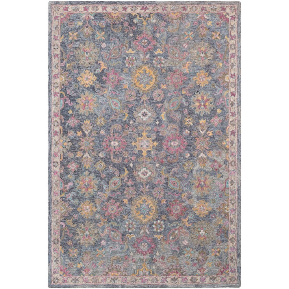 """Classic Nouveau 5' x 7'6"""" Rug by Surya at Suburban Furniture"""
