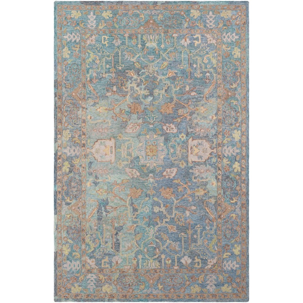 Classic Nouveau 8' x 10' Rug by Ruby-Gordon Accents at Ruby Gordon Home