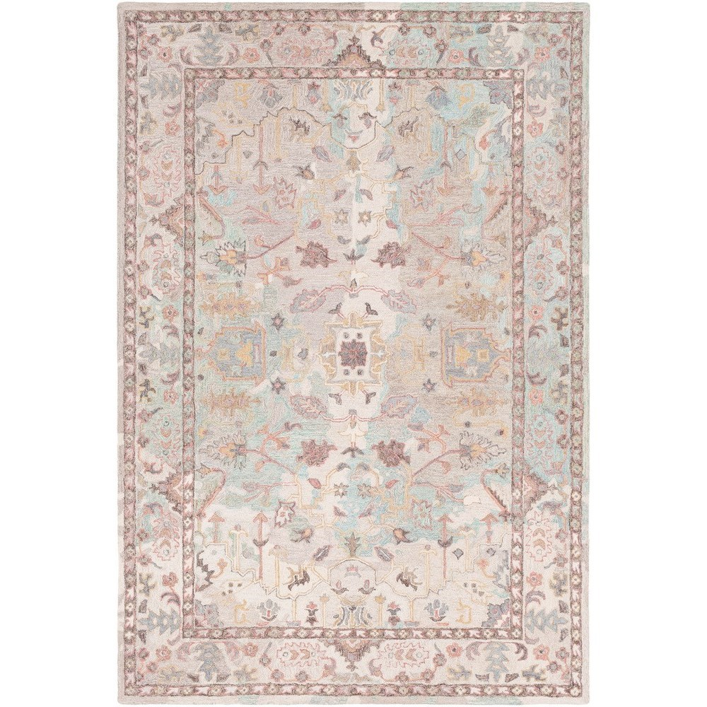 """Classic Nouveau 5' x 7'6"""" Rug by Surya at SuperStore"""