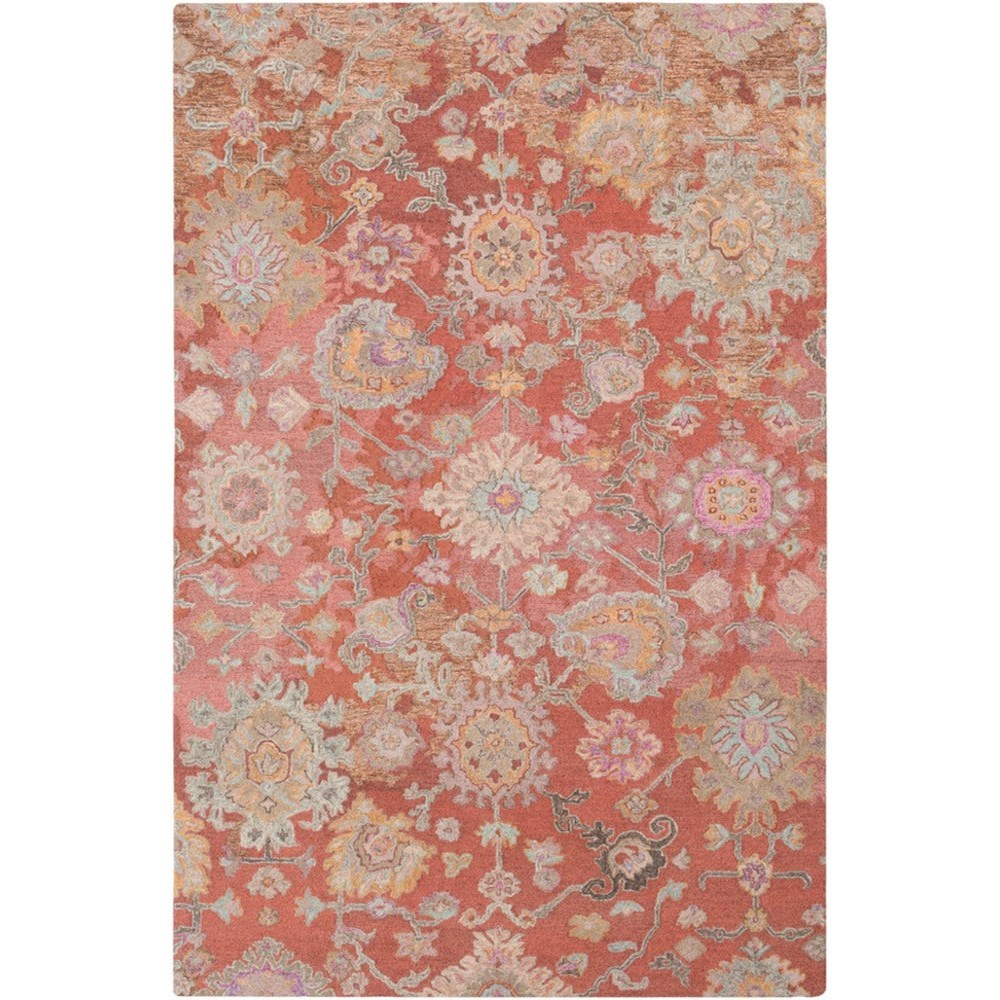 """Classic Nouveau 5' x 7'6"""" Rug by Ruby-Gordon Accents at Ruby Gordon Home"""