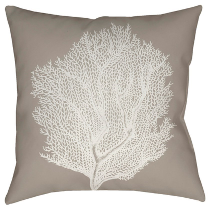 Coastal II Pillow by Ruby-Gordon Accents at Ruby Gordon Home