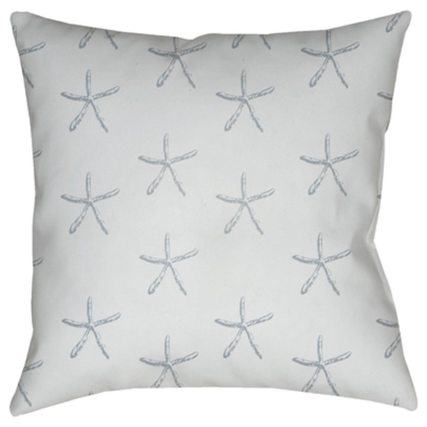 Coastal Pillow by Surya at SuperStore