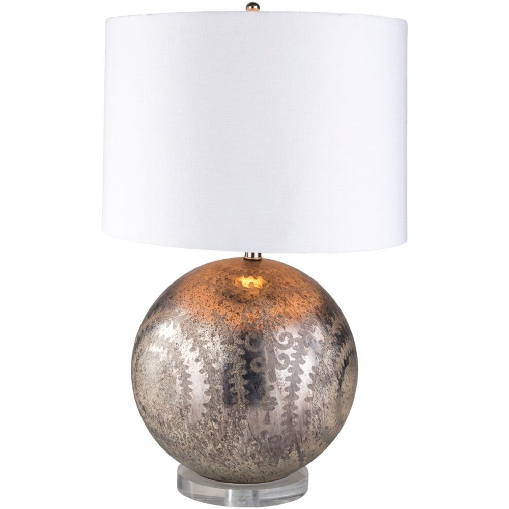 Constancce Portable Lamp by Surya at Suburban Furniture