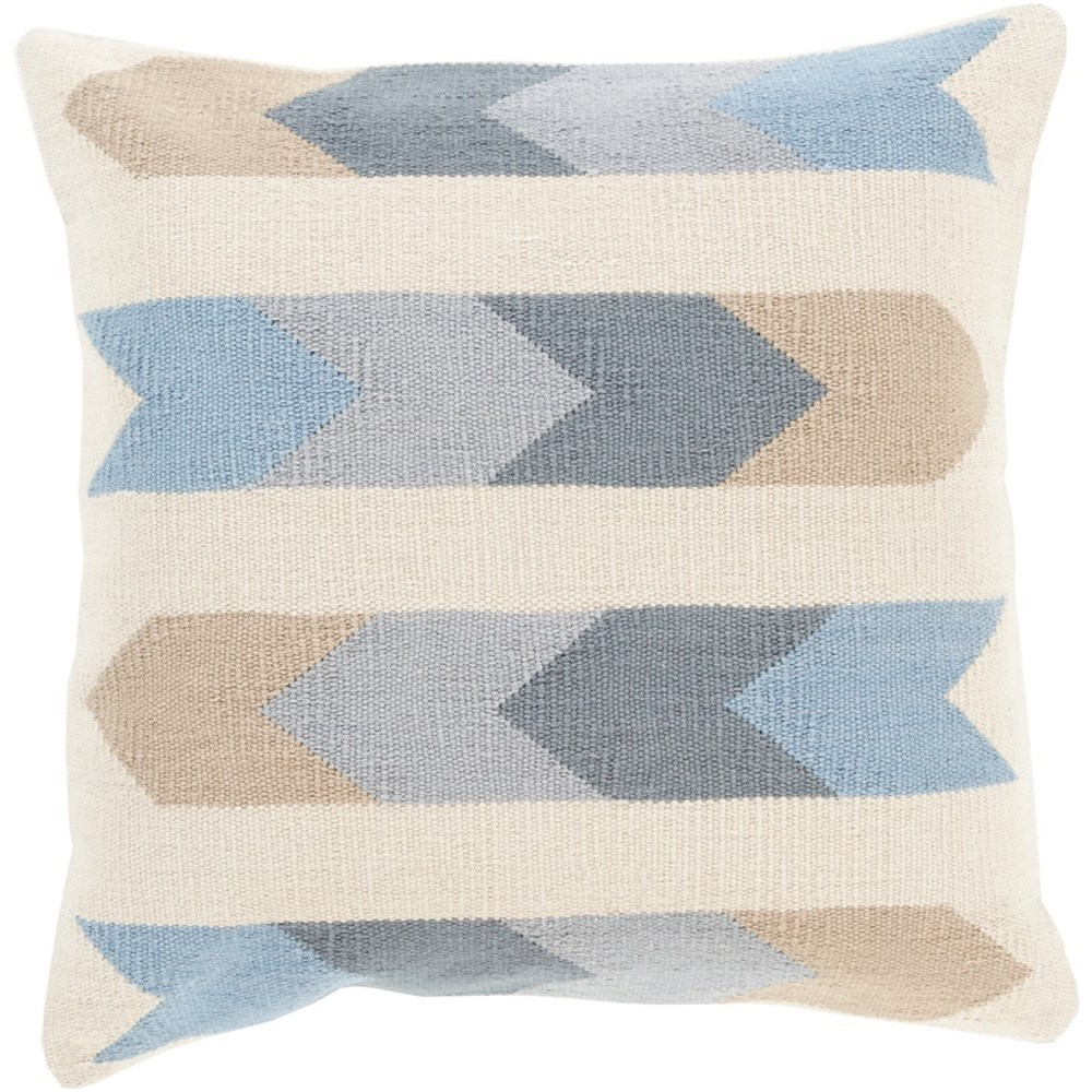 Cotton Kilim Pillow by Ruby-Gordon Accents at Ruby Gordon Home