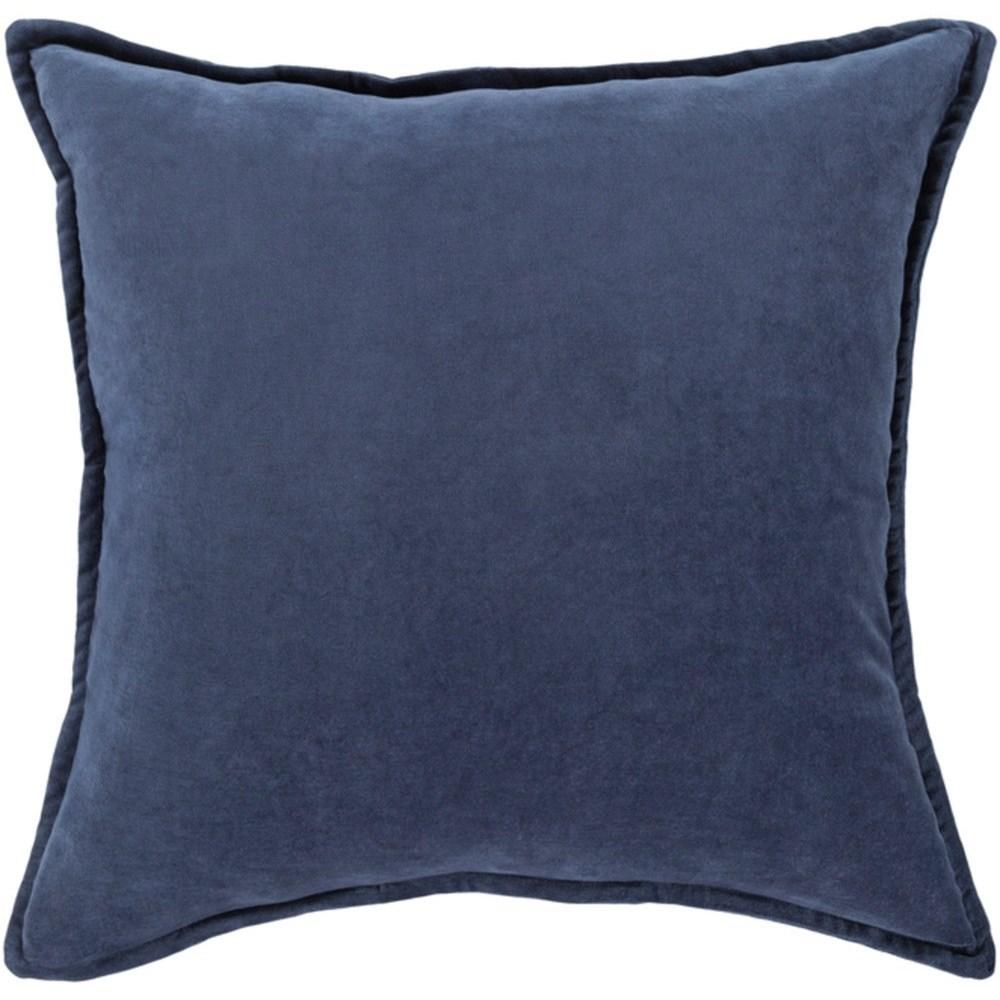 Cotton Velvet Pillow by Surya at Belfort Furniture