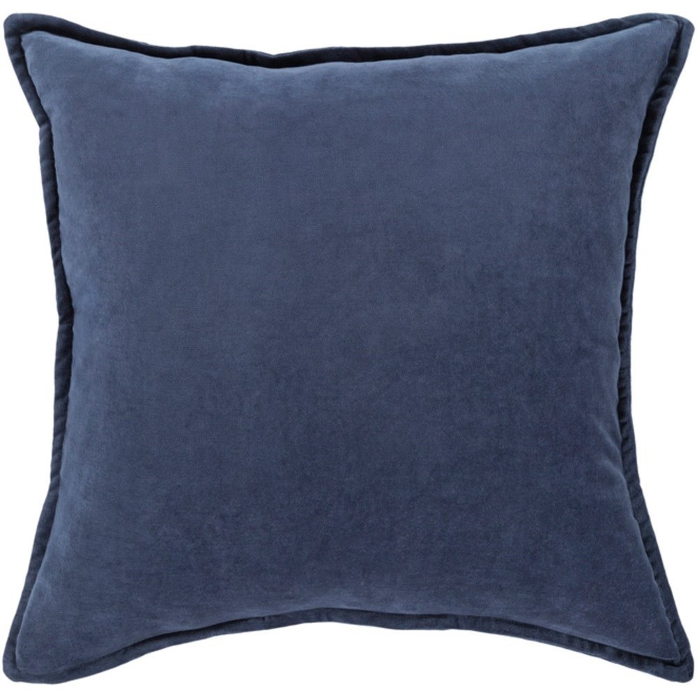 Cotton Velvet Pillow by Surya at SuperStore