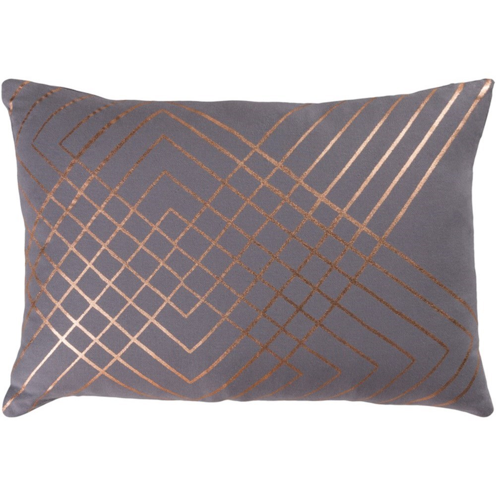 Crescent Pillow by Surya at Upper Room Home Furnishings