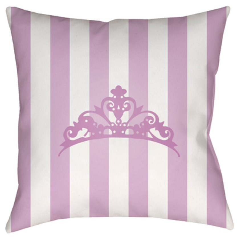 Crown Pillow by Ruby-Gordon Accents at Ruby Gordon Home