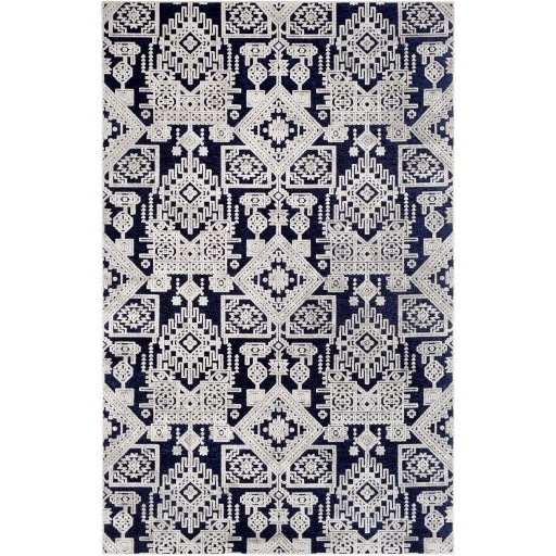 "Dantel 5'3"" x 7'3"" Rug by 9596 at Becker Furniture"