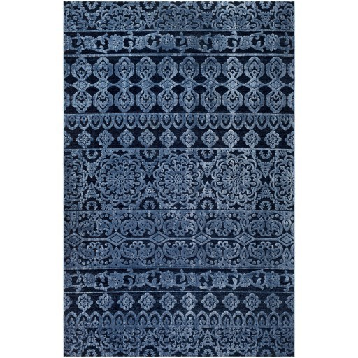 "Dantel 6'7"" x 9' Rug by 9596 at Becker Furniture"