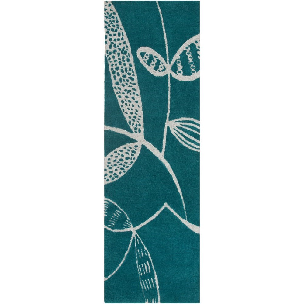 """Decorativa 2'6"""" x 8' Runner Rug by Ruby-Gordon Accents at Ruby Gordon Home"""
