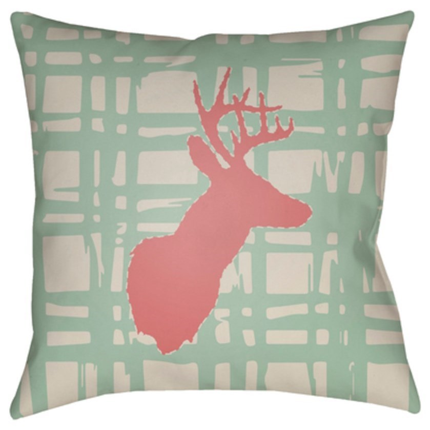 Deer Pillow by Surya at SuperStore