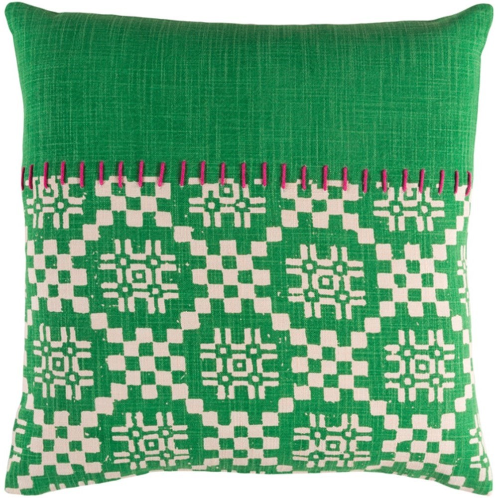 Delray Pillow by Surya at Fashion Furniture