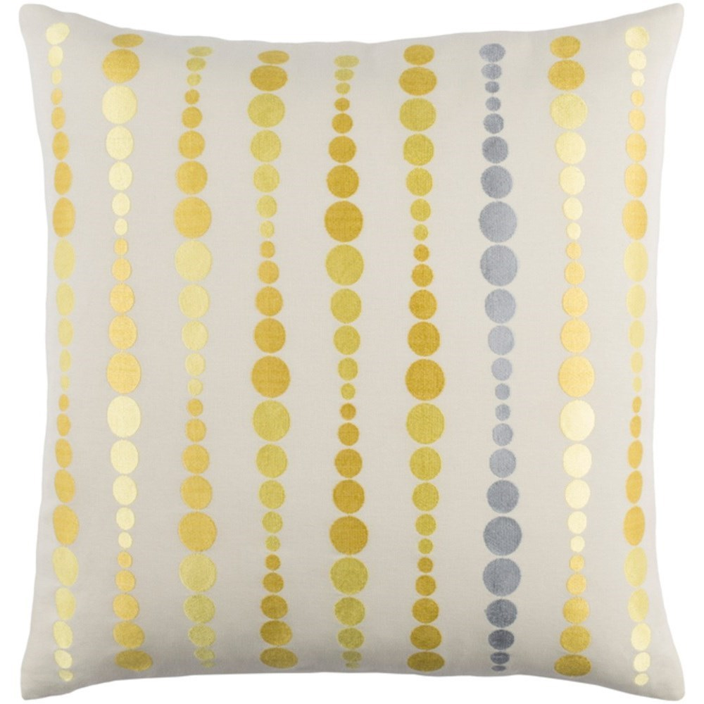 Dewdrop Pillow by Surya at Goffena Furniture & Mattress Center