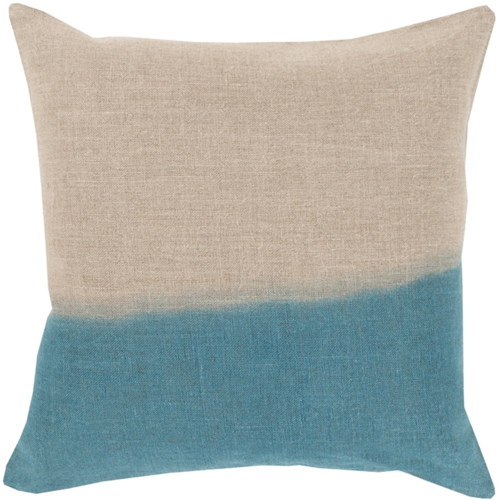 Dip Dyed Pillow by Ruby-Gordon Accents at Ruby Gordon Home