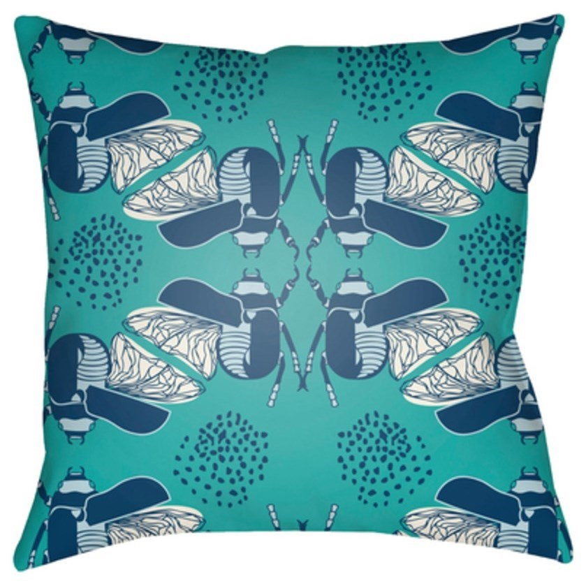 Doodle Pillow by Surya at Jacksonville Furniture Mart