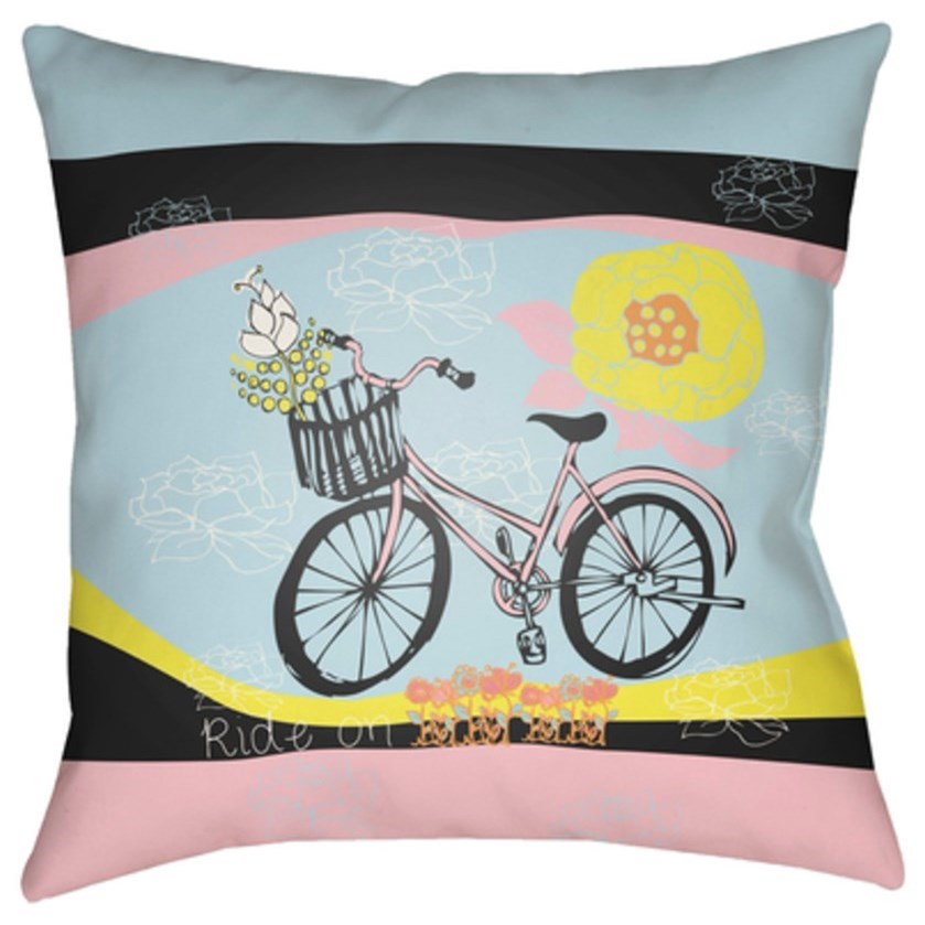 Doodle Pillow by Surya at SuperStore