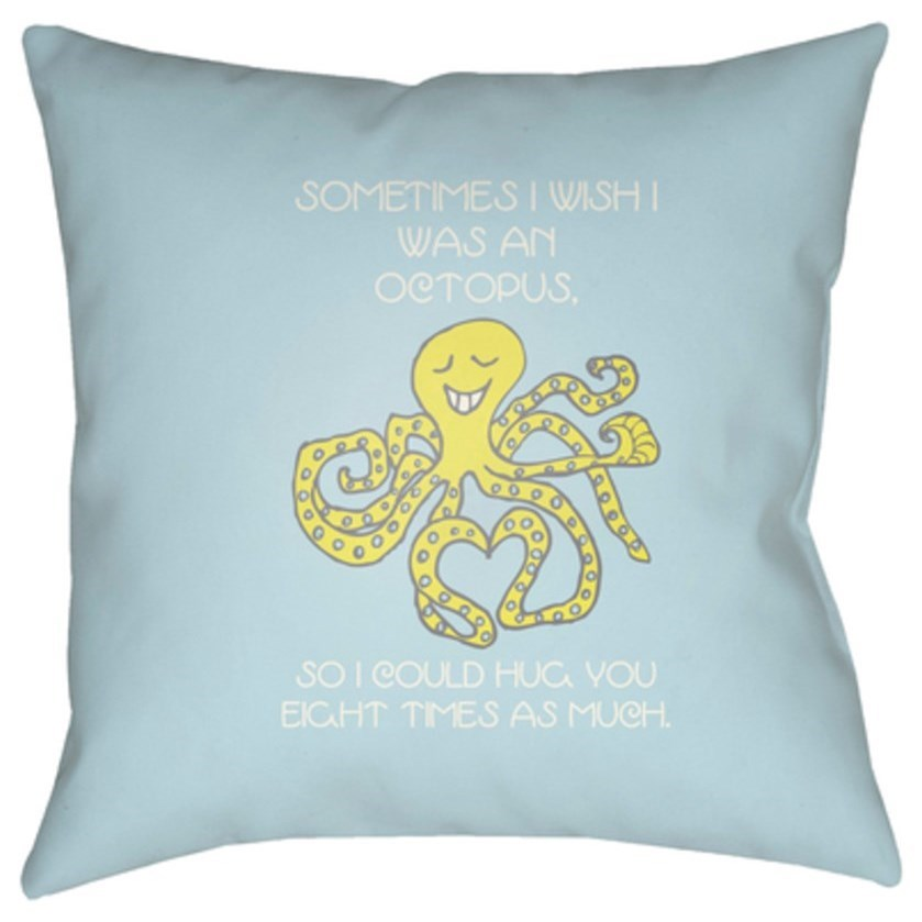 Doodle Pillow by Ruby-Gordon Accents at Ruby Gordon Home