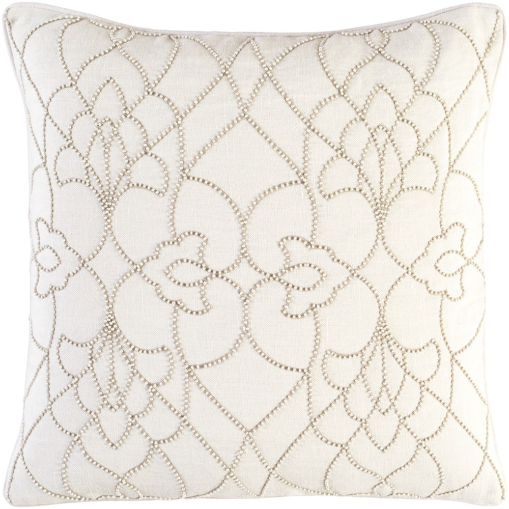 Dotted Pirouette Pillow by Surya at SuperStore