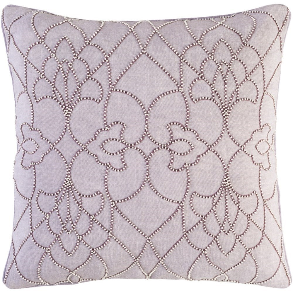 Dotted Pirouette Pillow by Surya at Jacksonville Furniture Mart