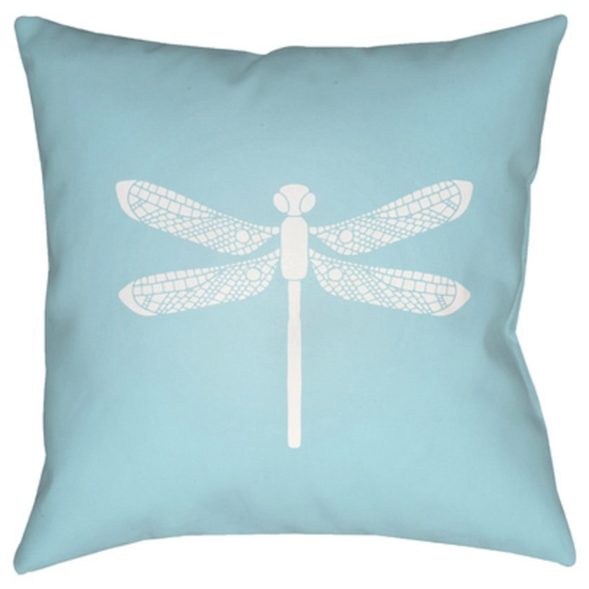 Dragonfly Pillow by Surya at SuperStore