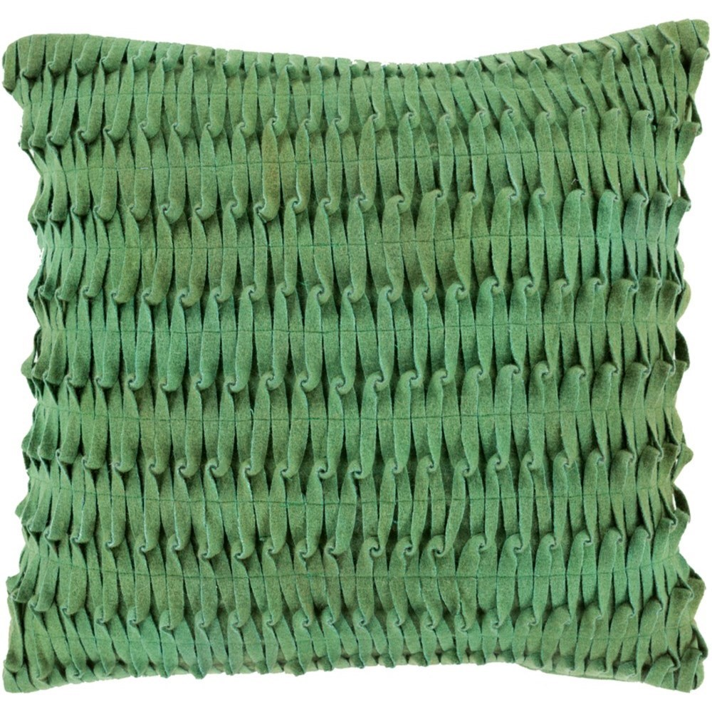 Eden Pillow by Surya at Upper Room Home Furnishings