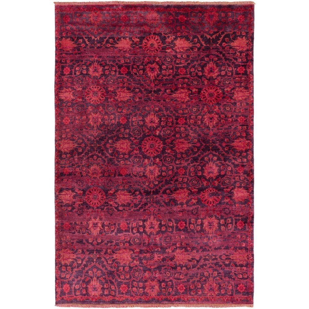 "Empress 5'6"" x 8'6"" Rug by 9596 at Becker Furniture"